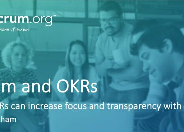 Using Objectives and Key Results (OKRs) in Scrum